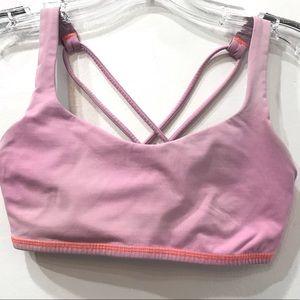 Lululemon Sports Bra Size 6